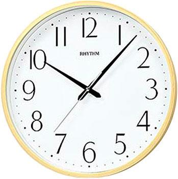 Rhythm Настенные часы  Rhythm CMG122NR07. Коллекция Настенные часы настенные часы rhythm cmg750nr02