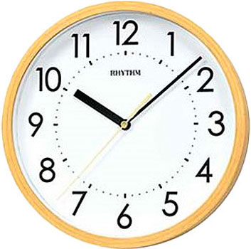 Rhythm Настенные часы  Rhythm CMG123NR07. Коллекция Настенные часы часы rhythm cfg702nr19