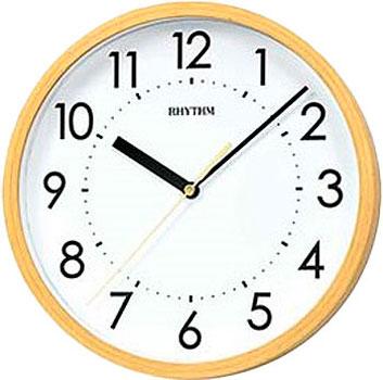 Rhythm Настенные часы Rhythm CMG123NR07. Коллекция Настенные часы rhythm настенные часы rhythm cmg552nr18 коллекция настенные часы