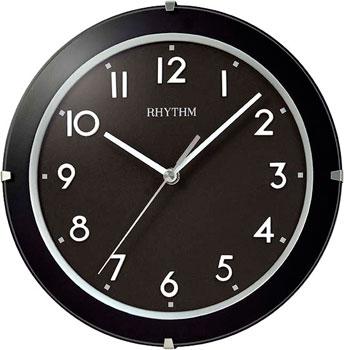 Rhythm Настенные часы  Rhythm CMG124NR02. Коллекция Настенные часы rhythm настенные часы rhythm cmg771nr02 коллекция
