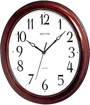Rhythm Настенные часы Rhythm CMG271NR06. Коллекция Century rhythm cmg491nr03