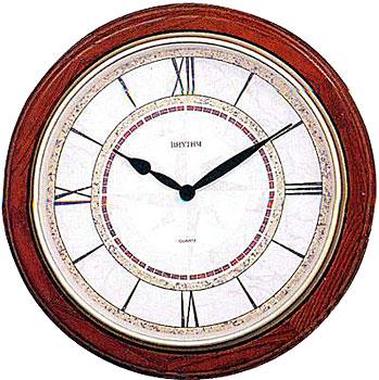 Rhythm Настенные часы Rhythm CMG272NR06. Коллекция Century rhythm настенные часы rhythm cmg743nr06 коллекция century