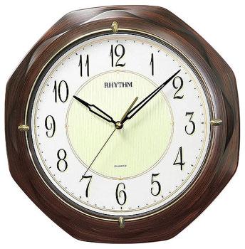 Rhythm Настенные часы Rhythm CMG413NR06. Коллекция Century