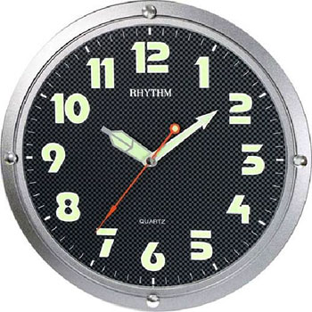 Rhythm Настенные часы  Rhythm CMG429NR19. Коллекция Century rhythm настенные часы rhythm cmg775nr18 коллекция настенные часы