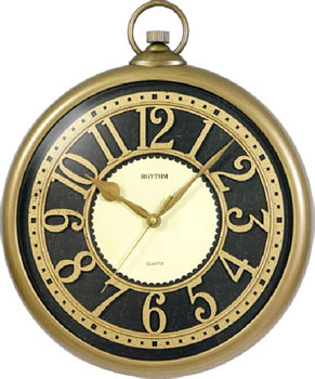 Rhythm Настенные часы Rhythm CMG431NR18. Коллекция Century rhythm настенные часы rhythm 4mp726ws18 коллекция century
