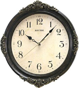 Rhythm Настенные часы Rhythm CMG433NR06. Коллекция Century rhythm настенные часы rhythm cmg743nr06 коллекция century