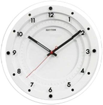 Rhythm Настенные часы  Rhythm CMG457NR03. Коллекция rhythm cmg457nr03