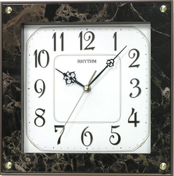 Rhythm Настенные часы Rhythm CMG461NR06. Коллекция Century nixon часы nixon a402 1965 коллекция mod