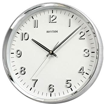 Rhythm Настенные часы Rhythm CMG467NR19. Коллекция Century часы настенные t weid с фоторамками цвет белый 35 х 60 х 5 см