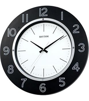 Rhythm Настенные часы Rhythm CMG473NR02. Коллекция Century rhythm lct073nr02