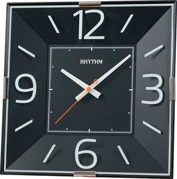 Rhythm Настенные часы  Rhythm CMG493NR02. Коллекция Настенные часы часы rhythm cfg702nr19