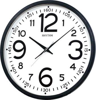 Rhythm Настенные часы Rhythm CMG498AR02. Коллекция Century цена и фото