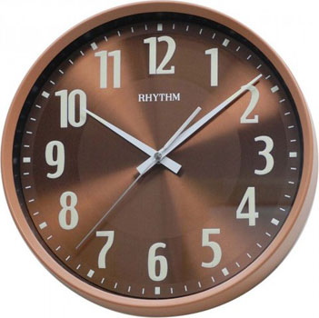 Rhythm Настенные часы Rhythm CMG506NR06. Коллекция комплект белья buenas noches fx kihg lev евро 53286