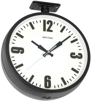 Rhythm Настенные часы Rhythm CMG511NR02. Коллекция часы rhythm cmg977nr06