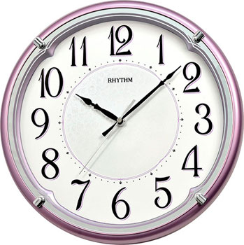 Rhythm Настенные часы  Rhythm CMG526NR12. Коллекция Настенные часы часы rhythm cfg702nr19
