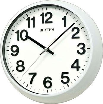 Rhythm Настенные часы Rhythm CMG536NR03. Коллекция Настенные часы rhythm настенные часы rhythm cmg533nr19 коллекция настенные часы