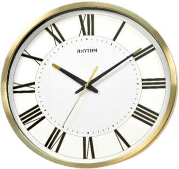 Rhythm Настенные часы Rhythm CMG539NR18. Коллекция Настенные часы настенные часы rhythm cmg495nr05