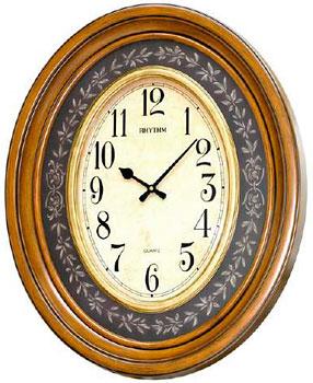 Rhythm Настенные часы Rhythm CMG735NR06. Коллекция Century rhythm rhythm cmj545nr06
