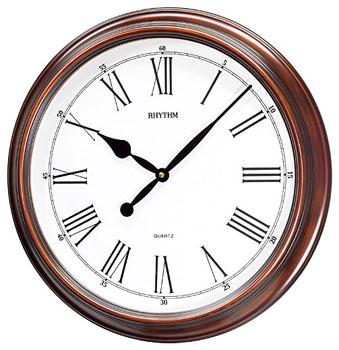 Rhythm Настенные часы Rhythm CMG736NR35. Коллекция Century rhythm настенные часы rhythm cmg746nr06 коллекция century