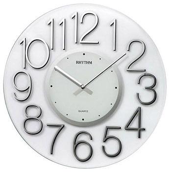 Rhythm Настенные часы Rhythm CMG738BR19. Коллекция Century часы rhythm cmg977nr06