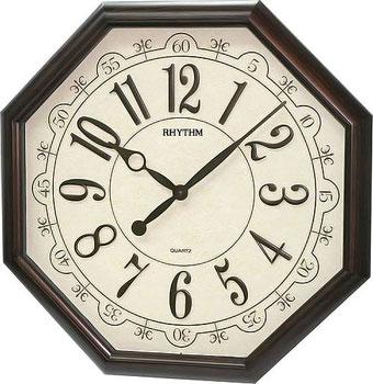 Rhythm Настенные часы Rhythm CMG745NR06. Коллекция Century часы rhythm cmg977nr06