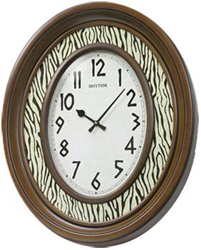 Rhythm Настенные часы Rhythm CMG757NR06. Коллекция Century часы rhythm cmg890gr02
