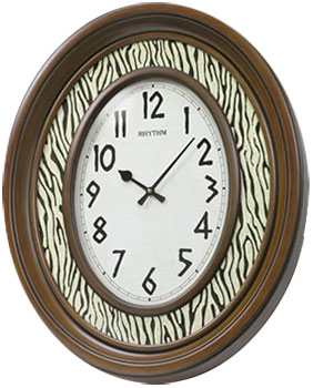 Rhythm Настенные часы Rhythm CMG757NR06. Коллекция Century rhythm настенные часы rhythm cmg746nr06 коллекция century