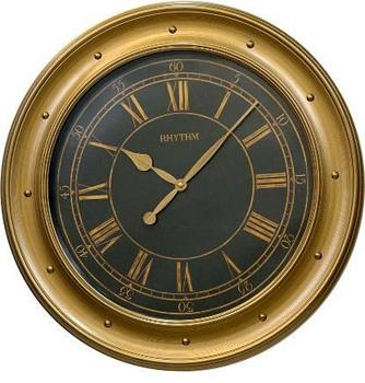 Rhythm Настенные часы Rhythm CMG765NR65. Коллекция недорго, оригинальная цена