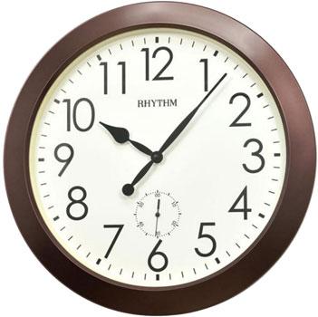 Rhythm Настенные часы Rhythm CMG770NR06. Коллекция rhythm настенные часы rhythm 4mj433wd05 коллекция настенные часы