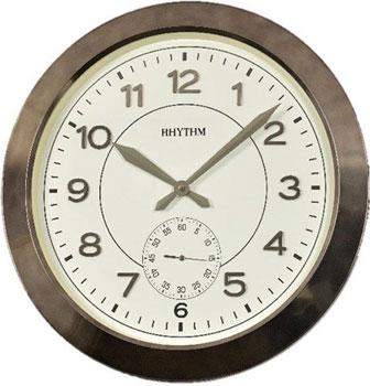 Rhythm Настенные часы  Rhythm CMG771NR02. Коллекция rhythm cmg457nr03