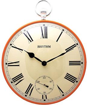 Фото - Rhythm Настенные часы Rhythm CMG772NR14. Коллекция Настенные часы часы настенные кварцевые apeyron diy 2303 черный