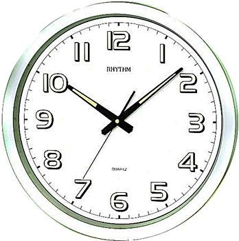 Rhythm Настенные часы Rhythm CMG805NR19. Коллекция Century rhythm настенные часы rhythm cmw901nr06 коллекция century