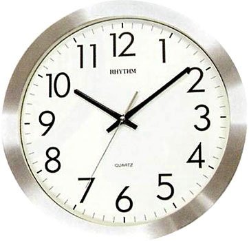 Rhythm Настенные часы Rhythm CMG809NR19. Коллекция Century rhythm настенные часы rhythm cmw901nr06 коллекция century