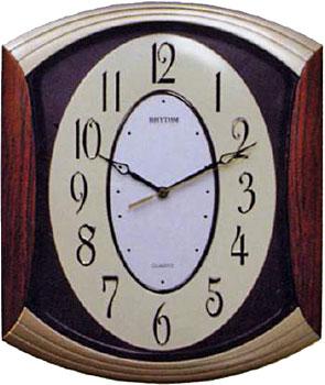 Rhythm Настенные часы Rhythm CMG856NR06. Коллекция Century rhythm настенные часы rhythm cmw901nr06 коллекция century