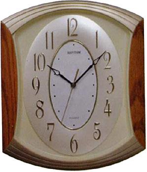 Rhythm Настенные часы Rhythm CMG856NR07. Коллекция часы rhythm lct036 r19