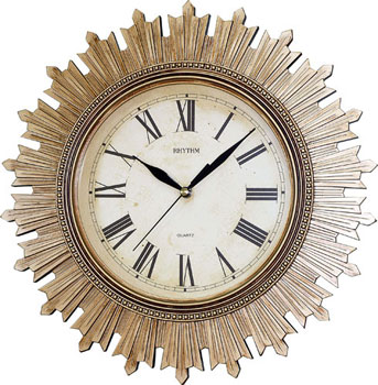 Rhythm Настенные часы Rhythm CMG887NR18. Коллекция Century часы rhythm cre850wr06