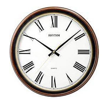 Rhythm Настенные часы Rhythm CMG898NR06. Коллекция Century