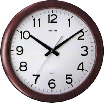 Rhythm Настенные часы  Rhythm CMG919NR06. Коллекция Century rhythm настенные часы rhythm 4mp726ws18 коллекция century