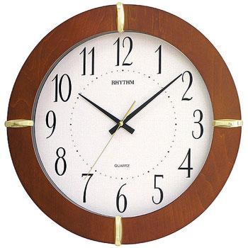 Rhythm Настенные часы Rhythm CMG976NR06. Коллекция Century часы rhythm cmg977nr06