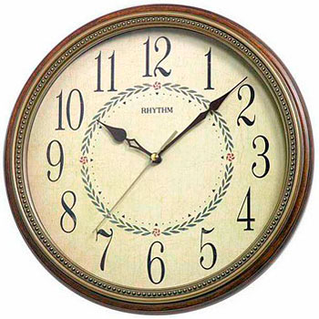 Rhythm Настенные часы Rhythm CMG985NR06. Коллекция часы rhythm 4mh877wd23