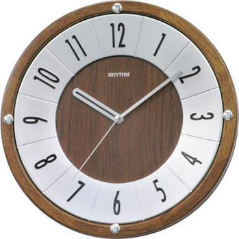 Rhythm Настенные часы  Rhythm CMG991NR06. Коллекция rhythm настенные часы rhythm cmg771nr02 коллекция