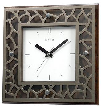 Rhythm Настенные часы Rhythm CMG998NR06. Коллекция Century rhythm настенные часы rhythm cmg743nr06 коллекция century