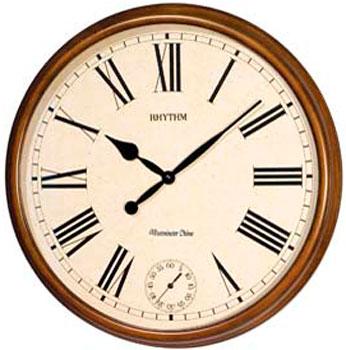 где купить Rhythm Настенные часы Rhythm CMH721CR06. Коллекция по лучшей цене
