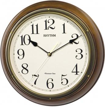 Rhythm Настенные часы CMH722CR06. Коллекция Century