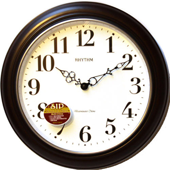Rhythm Настенные часы  CMH751NR06. Коллекция