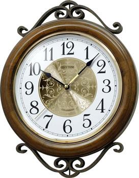 Rhythm Настенные часы Rhythm CMH754NR06. Коллекция часы настенные время жить