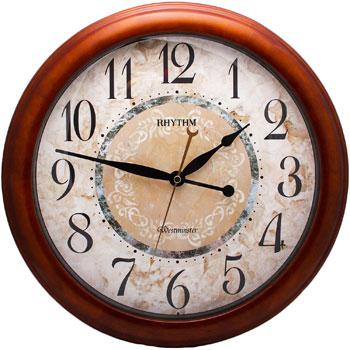 Rhythm Настенные часы Rhythm CMH803NR06. Коллекция rhythm cmg431nr18
