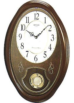 Rhythm Настенные часы Rhythm CMJ320NR06. Коллекция Century rhythm настенные часы rhythm cmg743nr06 коллекция century