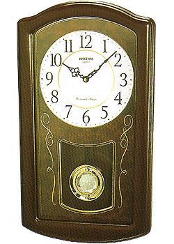 Rhythm Настенные часы Rhythm CMJ321NR06. Коллекция Century rhythm настенные часы rhythm cmg743nr06 коллекция century