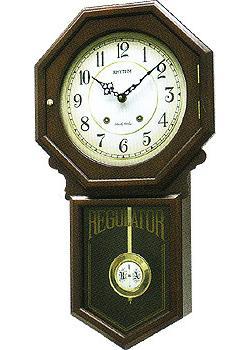 Rhythm Настенные часы  Rhythm CMJ377NR06. Коллекция Century rhythm настенные часы rhythm cmj349cr06 коллекция century